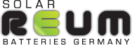 Logo Reum Batteries Germany